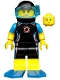 Minifig No: col369  Name: Sea Rescuer - Minifigure Only Entry