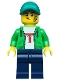 Minifig No: col373  Name: Drone Boy - Minifigure Only Entry