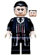 Minifig No: colhp22  Name: Percival Graves / Gellert Grindelwald - Minifigure Only Entry