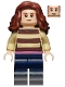 Minifig No: colhp25  Name: Hermione Granger - Minifigure Only Entry