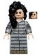 Minifig No: colhp34  Name: Bellatrix Lestrange - Minifigure Only Entry