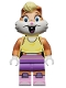 Minifig No: collt01  Name: Lola Bunny - Minifigure only Entry