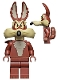 Minifig No: collt03  Name: Wile E. Coyote - Minifigure only Entry