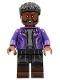 Minifig No: colmar11  Name: T'Challa Star-Lord - Minifigure Only Entry