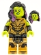 Minifig No: colmar12  Name: Gamora with the Blade of Thanos - Minifigure Only Entry