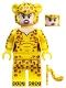 Minifig No: colsh06  Name: Cheetah