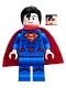Minifig No: colsh07  Name: Superman, Rebirth