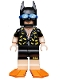 Minifig No: coltlbm05  Name: Vacation Batman - Minifigure Only Entry