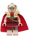 Minifig No: coltlbm19  Name: King Tut - Minifigure Only Entry