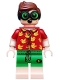 Minifig No: coltlbm32  Name: Vacation Robin - Minifigure Only Entry
