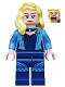 Minifig No: coltlbm43  Name: Black Canary - Minifigure Only Entry