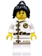 Minifig No: coltlnm02  Name: Spinjitzu Training Nya - Minifigure Only Entry, no stand, no accessories