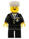 Minifig No: cop002  Name: Police - Suit with Sheriff Star, Black Legs, White Hat