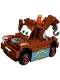 Minifig No: crs016  Name: Tow Mater - Hinges Boom