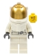 Minifig No: cty0384  Name: Spacesuit, White Legs, Underwater Helmet, Visor