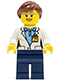 Minifig No: cty0563  Name: Space Scientist