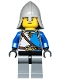 Minifig No: cty0583  Name: City Square Lego Store Statue - King's Knight
