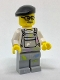 Minifig No: cty0718  Name: Painter