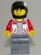 Minifig No: cty0729  Name: ATV Driver, Female