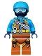 Minifig No: cty0923  Name: Arctic Climber