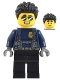 Minifig No: cty1042  Name: Police Officer - Duke DeTain