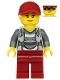 Minifig No: cty1136  Name: Police - Crook Big Betty