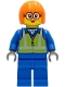Minifig No: cty1244  Name: Shirley Keeper