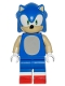 Minifig No: dim031  Name: Sonic the Hedgehog - Dimensions Level Pack