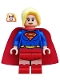 Minifig No: dim040  Name: Supergirl - Dimensions