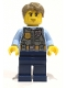 Minifig No: dim047  Name: Chase McCain - Dimensions Fun Pack (Figure Only)