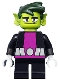 Minifig No: dim049  Name: Beast Boy - Teen Titans Go! Dimensions Team Pack (Figure Only)