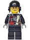 Minifig No: din010  Name: Shadow - Rope Torso
