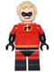 Minifig No: dis013  Name: Mr. Incredible - Minifigure only Entry