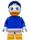 Minifig No: dis027  Name: Dewey - Minifigure only Entry