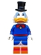 Minifig No: dis029  Name: Scrooge McDuck - Minifigure only Entry