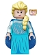 Minifig No: dis032  Name: Elsa - Minifigure only Entry