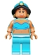 Minifig No: dis035  Name: Jasmine - Minifigure only Entry