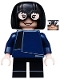 Minifig No: dis040  Name: Edna Mode - Minifigure only Entry