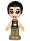 Minifig No: dp081  Name: Li Shang - Micro Doll