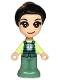 Minifig No: dp082  Name: Ping - Micro Doll