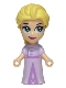 Minifig No: dp083  Name: Elsa - Micro Doll