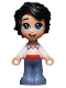 Minifig No: dp087  Name: Prince Eric - Micro Doll