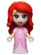Minifig No: dp089  Name: Ariel - Micro Doll