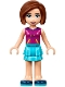 Minifig No: frnd223  Name: Friends Sienna