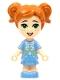 Minifig No: frnd411  Name: Friends Ava - Micro Doll