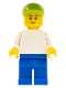 Minifig No: fst021  Name: FIRST LEGO League (FLL) Trash Trek Male