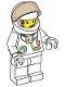 Minifig No: fst029  Name: FIRST LEGO League (FLL) Mission Mars Female Astronaut