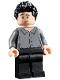 Minifig No: ftv001  Name: Ross Geller, Dark Bluish Gray Shirt