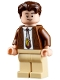 Minifig No: ftv002  Name: Chandler Bing, Jacket and Tie
