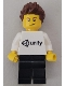 Minifig No: gen154  Name: Unity - Male Minifigure